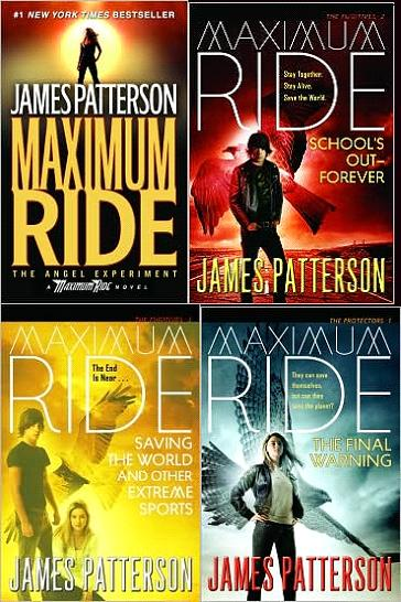 Livros Maximum Ride