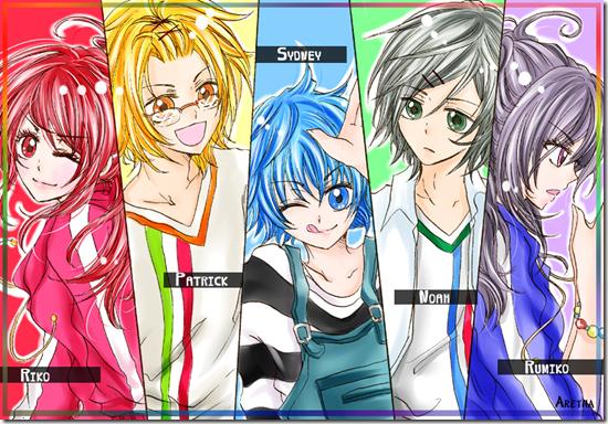 Elementals - We are the Hiroshimas